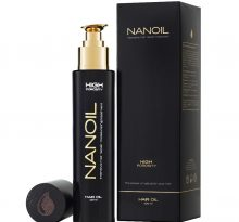 Nanoil - el mejor aceite capilar